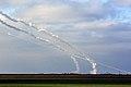 Бойові стрільби зенітних ракетних підрозділів Повітряних Сил та Сухопутних військ ЗС України (31894603258).jpg