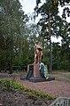 Братська могила воїнів Радянської Армії, Горенка, на околиці, біля лісу.jpg
