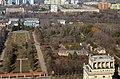 Вид с Главного здания МГУ на Ботанический сад - panoramio.jpg