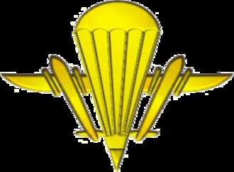 80th Air Assault Brigade (Ukraine) - Image: Емблема аеромобільних військ (2007)