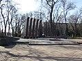 Кривий Ріг. Братська могила в парку Залізничників.JPG