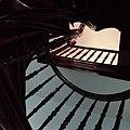 Марьино Дворец Интерьер Винтовая лестница (фото 1) Рыльский район 2019.jpg