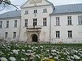 Палац у Язловці, вигляд з парку 2.jpg