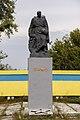 Пам'ятник на кладовищі воїнів радянської армії, військовополонених і радянсько-партійного активу – жертв УБН.jpg