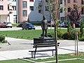 Парк Гаврила Принципа, Источно Сарајево 07.jpg