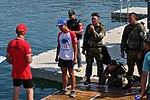 Преодоление водной полосы препятствий участниками международного конкурса по водолазному мастерству «Глубина» АРМИ-2017 (10).jpg