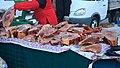 Пр.Советский, ярмарка, замороженное мясо, 25.11.2011 - panoramio.jpg