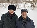 Ролин, Михаил Львович и Ролин. Лев Николаевич (справа).jpg