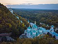 Святогірський монастир 2018 DJI 0022.jpg
