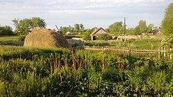 Сельский пейзаж. Старая Кереметь. Татария. Июнь 2013 - panoramio.jpg
