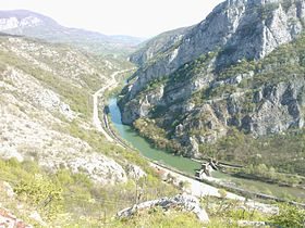 Image illustrative de l'article Gorge de Sićevo