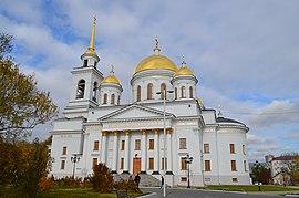 Собор Александра Невского Ново-Тихвинского монастыря 4.JPG