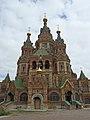 Собор Петра и Павла (Петергоф), Cathedral of Peter and Paul, Peterhof - panoramio.jpg