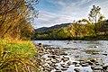 Тепла осінь на річці Уж.jpg