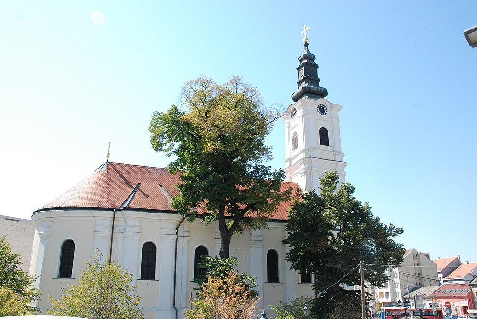 Успенска црква Јована Суботића Нови Сад