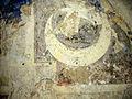 Фрагмент герба князів Острозьких. Розпис церкви Пресвятої Трійці у Старокостянтинові.jpg