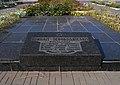 Хмільник - Братська могила 15 воїнів (на Привокзальній) DSC 8233.JPG