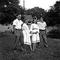 בית זרע 1946 בערך- רקדנים בתלבושתם- מימין- רפי רמון (מזרע) תמר צלר (מש btm11416.jpeg