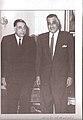 الرئيس صبري بك حمادة مع الرئيس المصري السابق جمال عبدالناصر.jpg