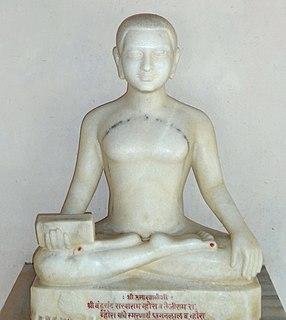 Umaswati author of Tattvartha Sutra, the best-known Jaina tex