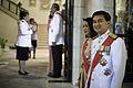 นายกรัฐมนตรีและภริยา ในนามรัฐบาลเป็นเจ้าภาพงานสโมสรสัน - Flickr - Abhisit Vejjajiva (44).jpg