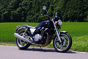 Air-cooled engine - Honda CB1100