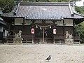 六甲八幡神社 Rokkou Yahata Shrine - panoramio (1).jpg