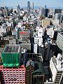 名古屋のテレビ塔から名古屋駅方面 - panoramio.jpg