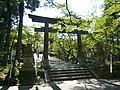 和歌山市伊太祈曽 伊太祁曽神社・二ノ鳥居 Shrine gate of Itakiso-jinja 2011.7.15 - panoramio.jpg
