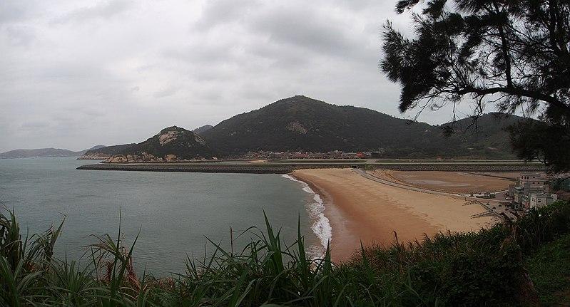 File:塘后道沙滩 - Tanghoudao Beach - 2014.04 - panoramio.jpg