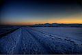 夕暮れのボルダー貯水池 Boulder Reservoir (8204881289).jpg