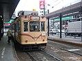 広島電鉄 広島駅電停にて Hiroshima station, Hiroshima electric railway 2011.1.05 - panoramio.jpg