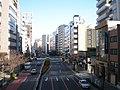 明治通り(渋谷橋より広尾方面を望む) - panoramio.jpg
