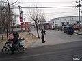 来广营东路 都市村庄 - panoramio.jpg