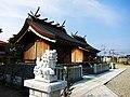 秋葉神社と昆陽神社 - panoramio.jpg
