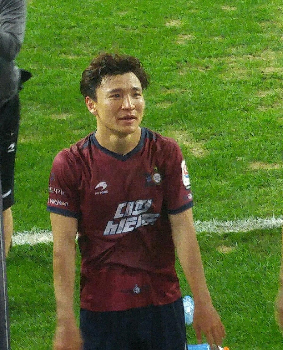 Kim Dae-yeol - Wikipedia