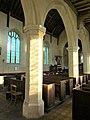 -2020-11-06 The nave, St Bartholomew's, Hanworth, Norfolk.JPG