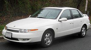 Saturn Corporation - 2000-2002 Saturn L-Series