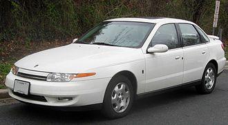 Saturn Corporation - 2000-2002 Saturn L-Series