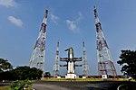 01 GSLV Mk III D2 with GSAT-29 on Second Launch Pad of Satish Dhawan Space Centre, Sriharikota (SDSC SHAR).jpg