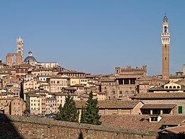 Siena – Veduta