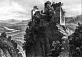 034 album dauphiné, chateau de Rochechinart, Drome, by AD cropped.jpg