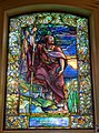 04 John the Baptist, Beal Memorial Window, c. 1905, Tiffany Studios - Arlington Street Church - Boston, Massachusetts - DSC06965.jpg