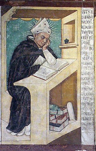 Master of the Order of Preachers - Image: 06 Giovanni di Sassonia