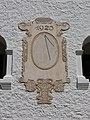 077 Casa Emili Sacanella, av. Sofia 26 (Sitges), rellotge de sol.jpg