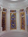 093 Casa Orlandai, escala noble, vitralls.JPG