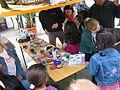 1. Mai 2013 in Hannover. Gute Arbeit. Sichere Rente. Soziales Europa. Umzug vom Freizeitheim Linden zum Klagesmarkt. Menschen und Aktivitäten (217).jpg