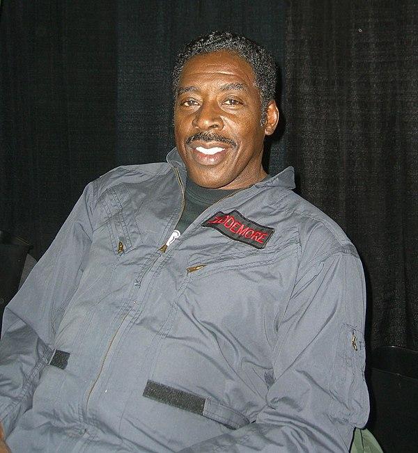 Photo Ernie Hudson via Wikidata