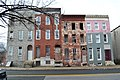 1006–1018 N. Arlington Avenue, Baltimore (32278410703).jpg
