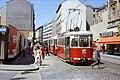 101R19050583 Erdbergstrasse, Blick Richtung Rochusmarkt, Strassenbahn Linie J, Typ L 546.jpg